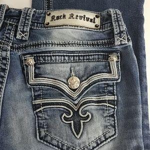 Denim - Rock Revival Jeans